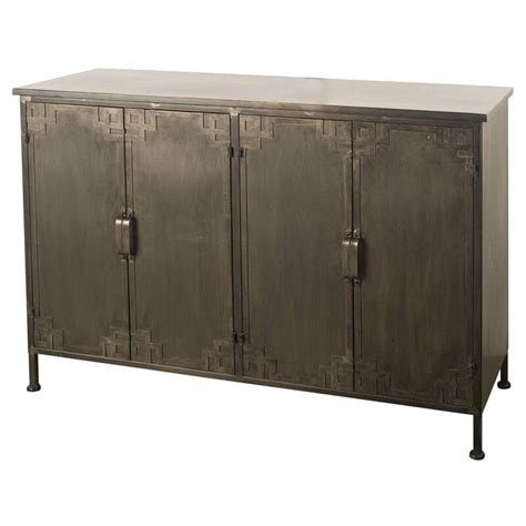 Makaila 4 Door Accent Cabinet By 17 Stories