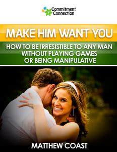 [pdf] Make Him Want You  Commitment Connection.