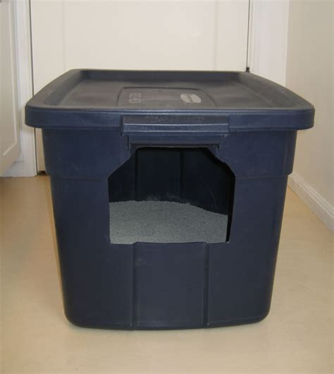 Make Litter Box Diy