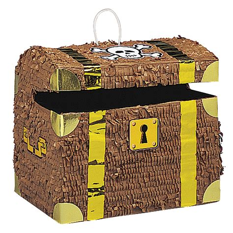 Make Treasure Chest Pinata