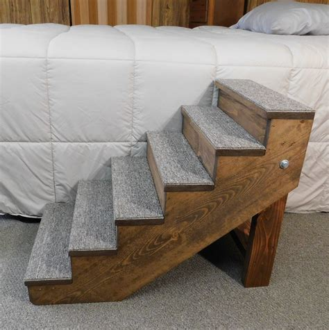 Make Wooden Dog Steps