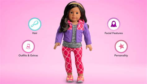 Make Your Own American Girl Doll Online