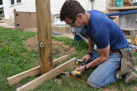 Make Your Own Cedar Fence Posts