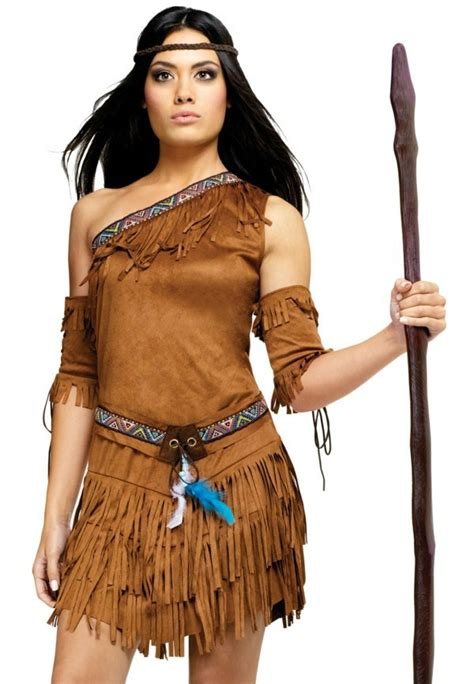 Make Your Own Pocahontas Costume