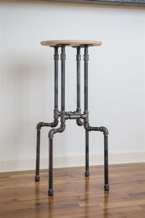 Make Your Own Rustic Bar Stools