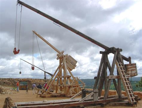 Make Your Own Trebuchet History Facts