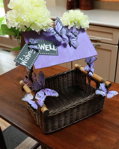 Make Your Own Wedding Wishing Well