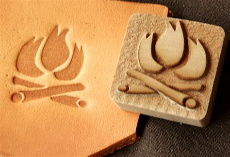 Make Your Own Wood Block Stamp