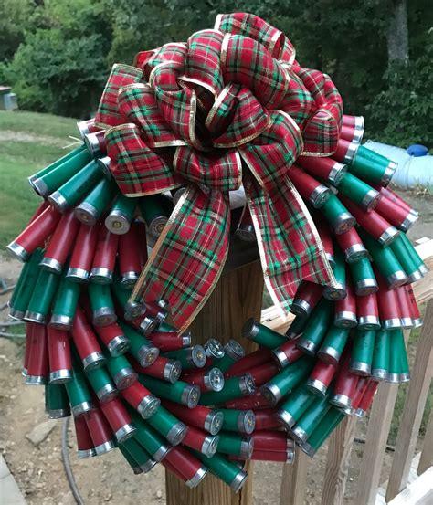 Make Shotgun Shell Christmas Wreath And Nerf Shotgun Shells For Sale
