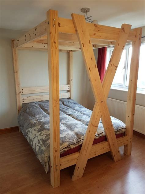 Make-A-Bed-Frame-Bdsm-Plans