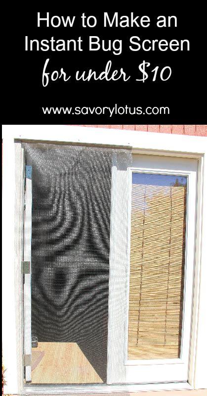 Make-A-Magnetic-Screen-Door-Diy