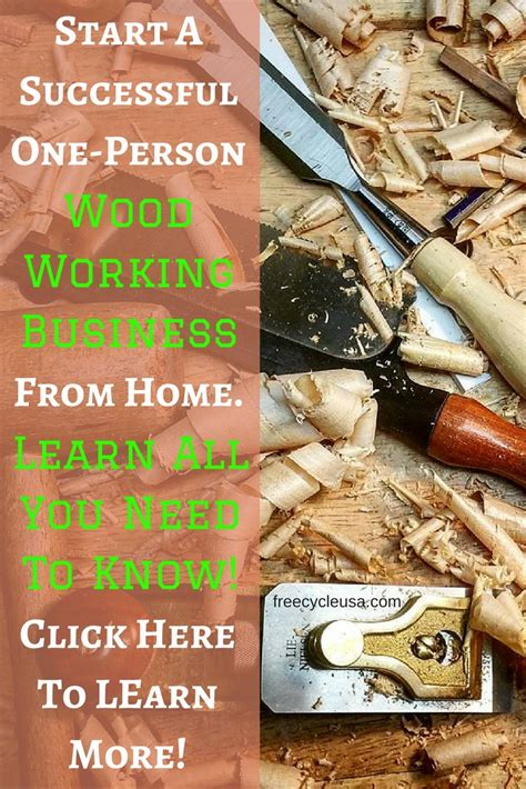 Make-Money-Woodworking-At-Home