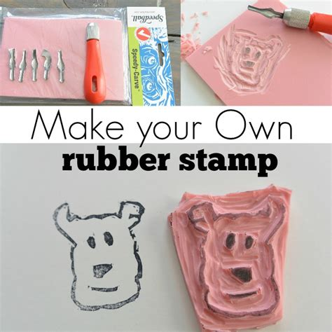 Make-Your-Own-Stamp-Diy