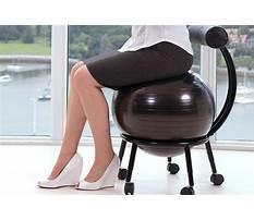 Best Make a ball chair