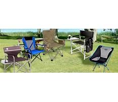 Best Make a camp chair