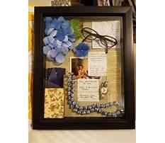 Best Make a memory jewelry shadow box