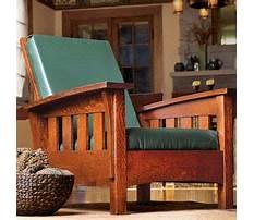 Best Make a morris chair