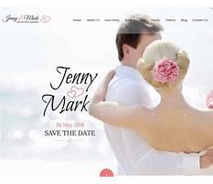 Best Make a wedding website
