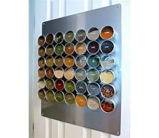 Best Make magnetic spice rack for refrigerator