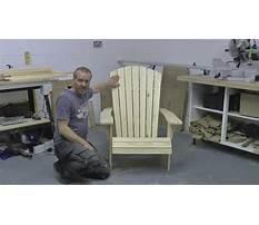 Best Make money building adirondack chairs