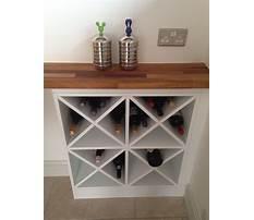 Best Make wine rack cabinet