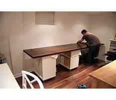 Best Make your own desk