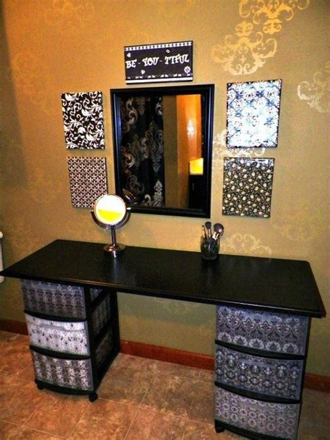 Makeup Mirror Vanity Diy