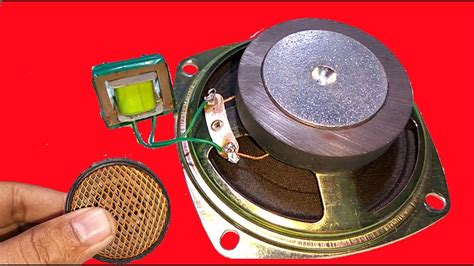 Making Bass Speakers