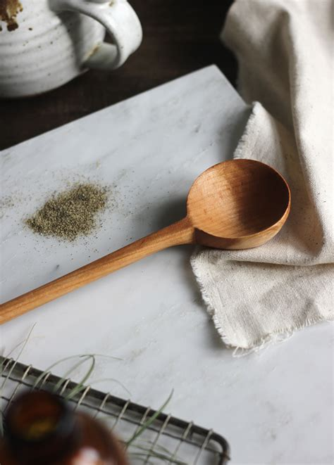 Making Homemade Wood Spoon Finish Diy Network