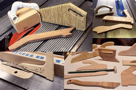 Making Push Sticks For Table Saw