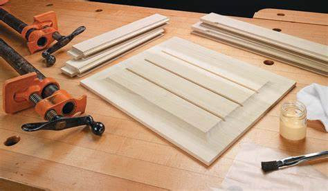 Making Raised Panels On Table Saw