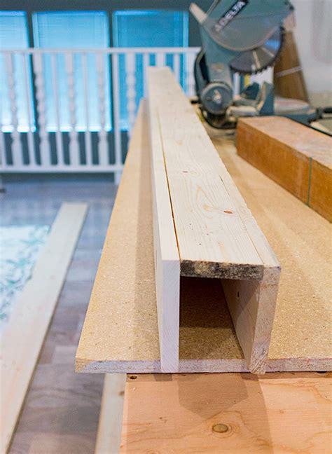 Making Rustic Wood Beams Diy