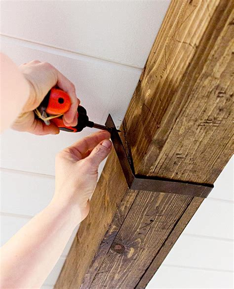 Making Rustic Wood Beams Diy Videos