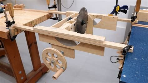 Making Table Saw Table