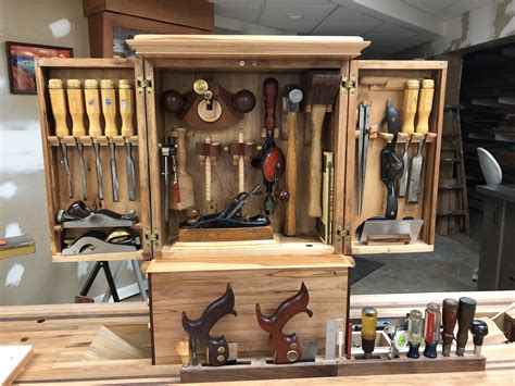 Making Tool Storage Cabinets