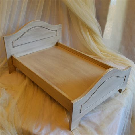 Making Wooden Doll Bed
