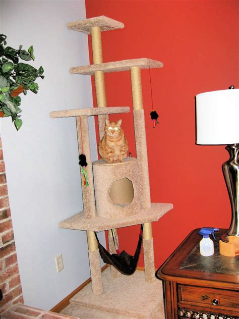 Making-A-Cat-Tree-Plans
