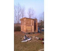 Best Making a chicken coop from pallets