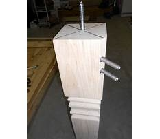 Best Making a wooden table.aspx