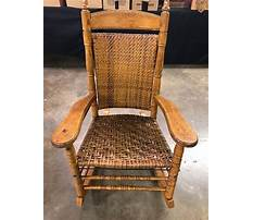 Best Making rocking chairs out of hickory