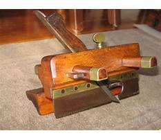 Best Making woodworking tools plow plane