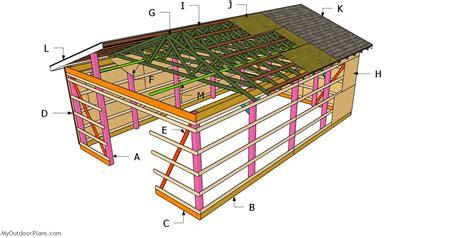 Manageable-Pole-Barn-Plans