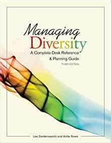 Managing Diversity A Complete Desk Reference And Planning Guide Pdf
