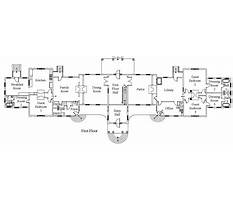 Best Mansion floor plans blueprints with ballroom
