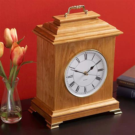 Mantel Clock Case Plans