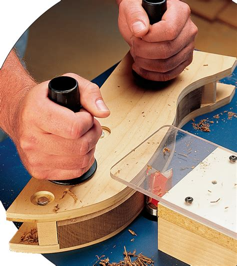 Manual Router Woodworking Tips