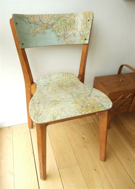 Map Furniture DIY