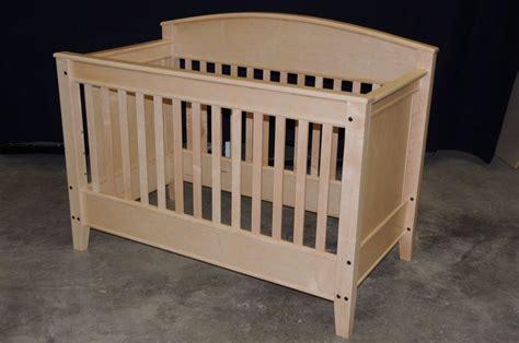 Maple-Crib-Plans