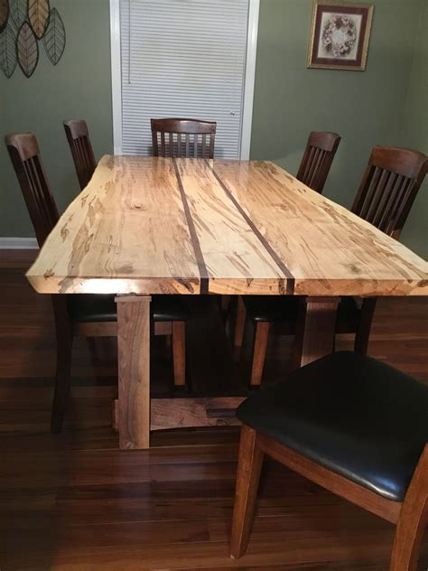Maple-Dining-Table-Plans
