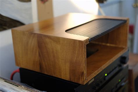Marantz Wood Case Diys